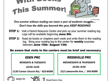 Make Friends with Books This Summer!