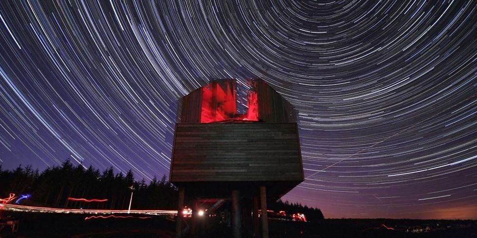 Exoplanets: The Kielder Observatory