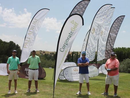 golf santander se une al corporate