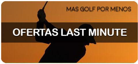 ofertas golf last minute