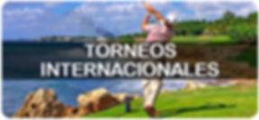 torneos internacionales de golf