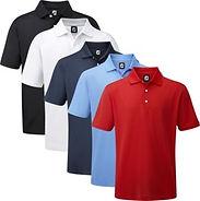 bolas golf logo material polos soportes