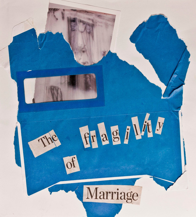 The fragility of marriage