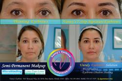 Thinning Eyebrow Microblading