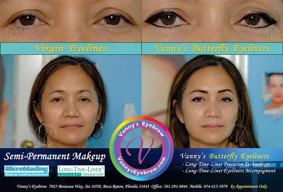 Permanent Eyeliner Style