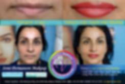 Permanent Lips Design