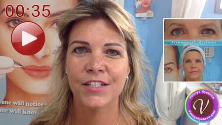 Brows Correction & Design Video Testimonial