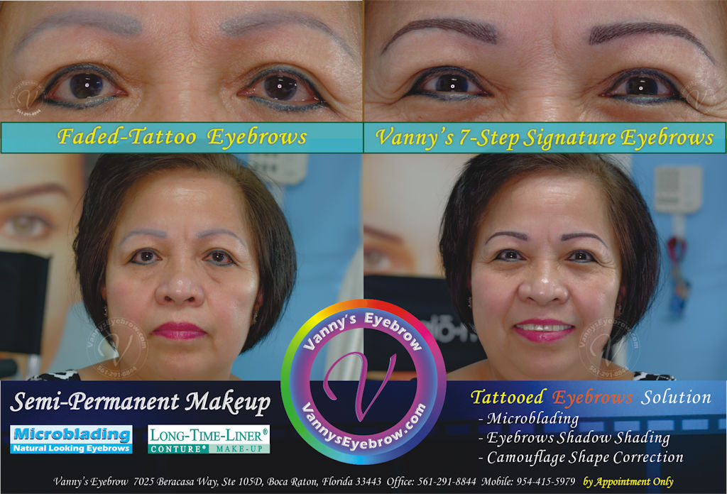 Eyebrow Microblading Tattoo