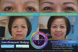Eyebrow Microblading Tattoo