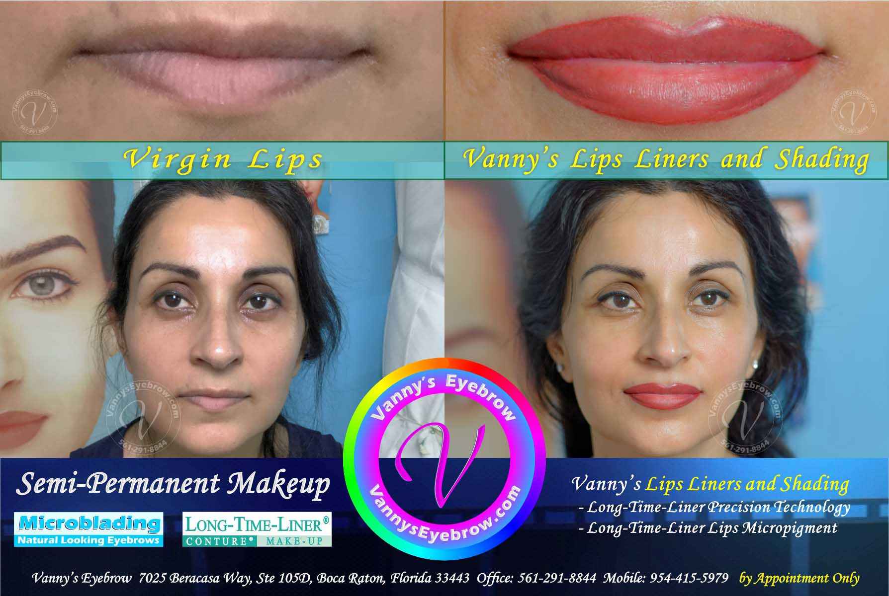 Lips Shape Correction