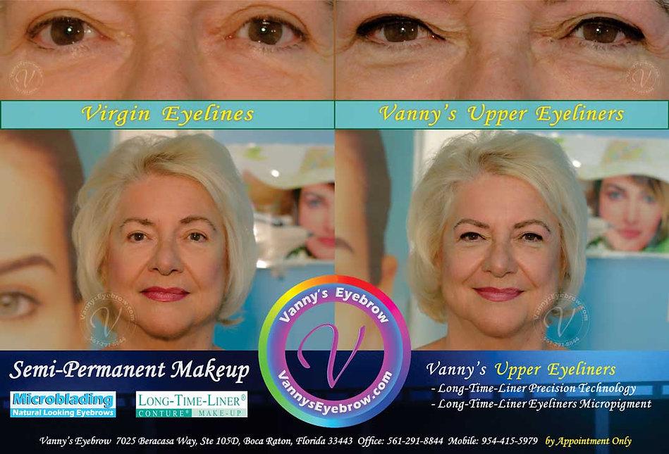 Permanent Eyeliner Design