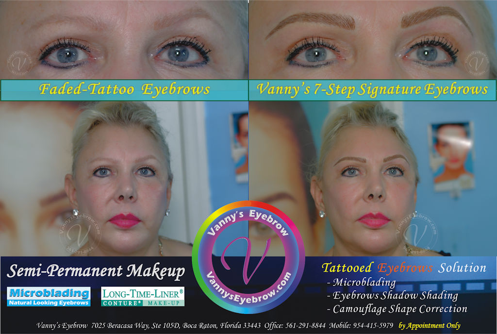 Eyebrow Permanent Makeup