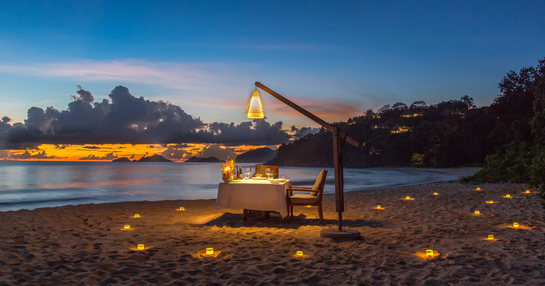 Anantara Maia Seychelles Villas - Dining