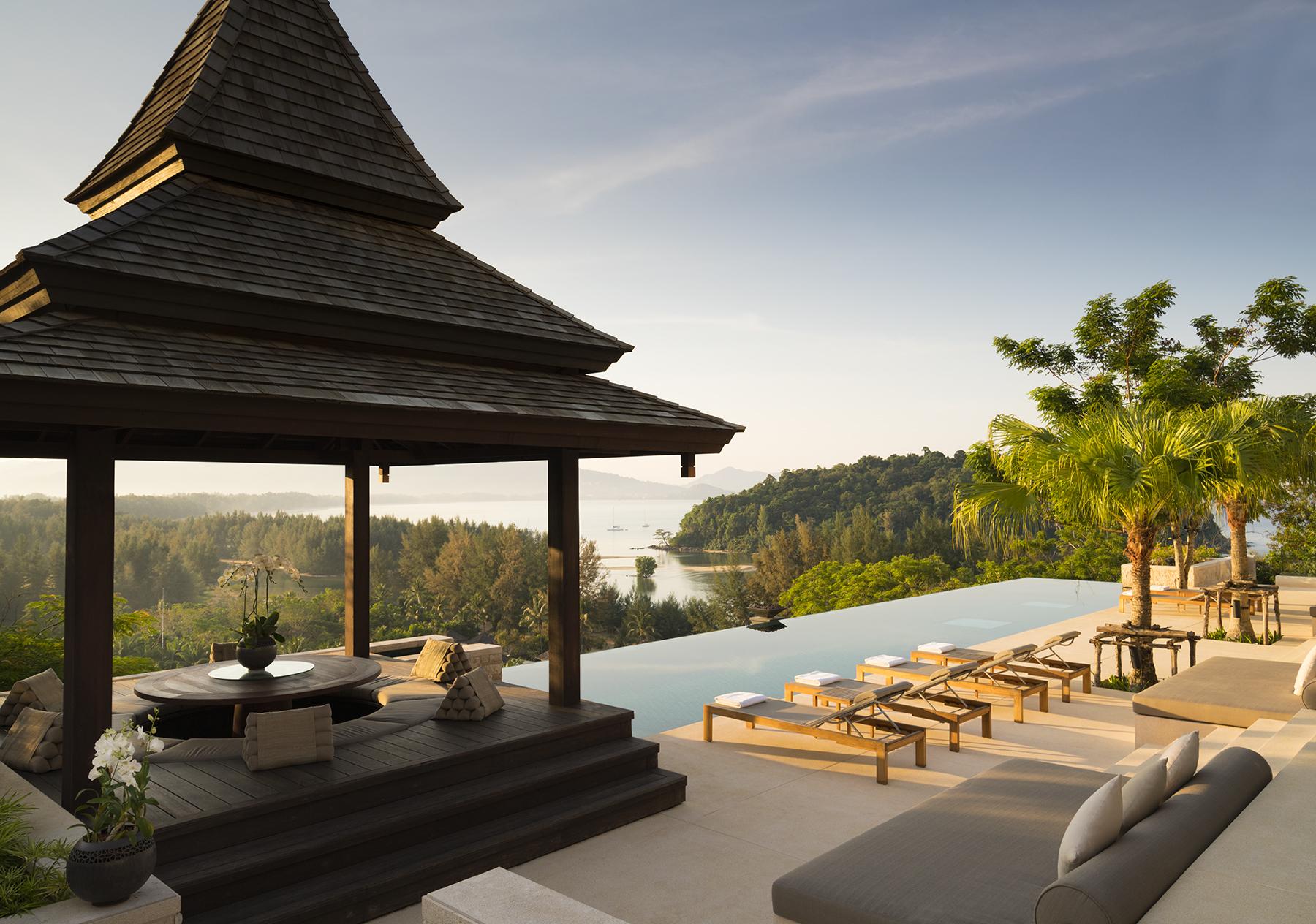 Anantara Layan Phuket Residences - pool
