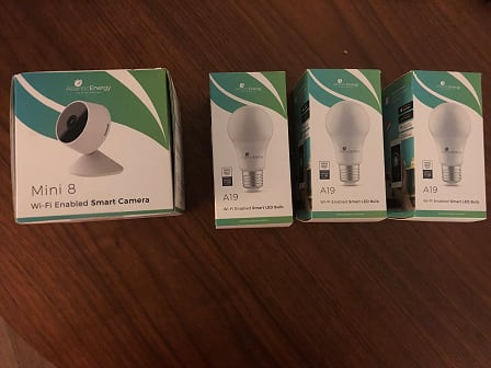 Reviewing Atlantic Energy's Smart Home Bundle: First 90 Days Package