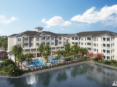 Growthspotter: NM Residential begins planning second phase of Marden Ridge apartments in Apopka