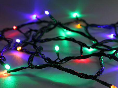Staying Energy Conscious While Hanging the Holiday Lights