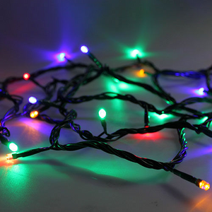 christmas holiday lights energy use saving sustainable