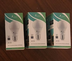 Unpacking the Potential Energy Savings from Your New Wi-Fi Smart Lights from Atlantic Energy