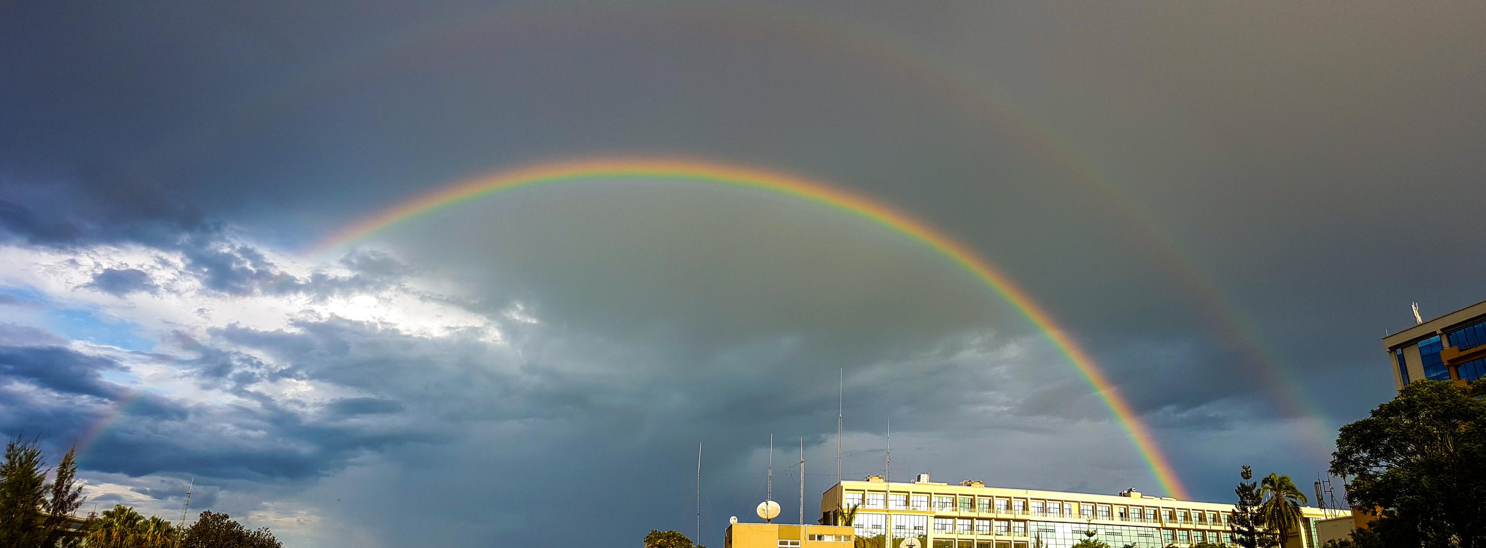 umukororombya: Super schöne Regenbogen
