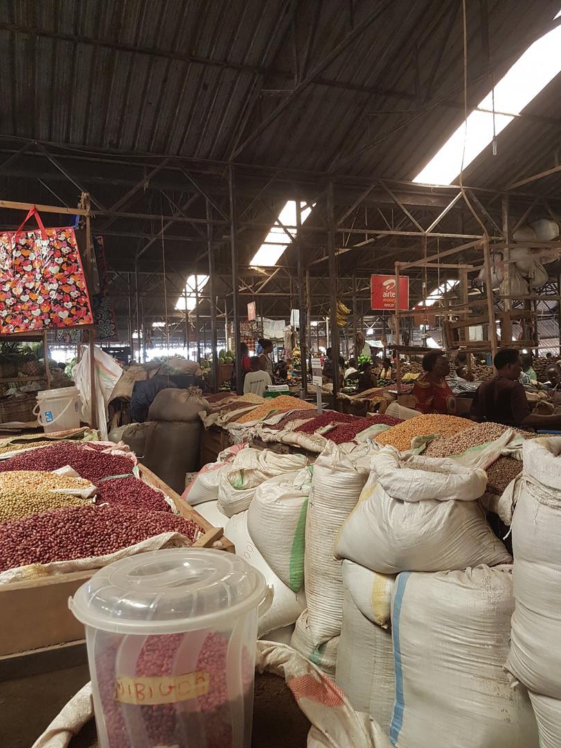 Kimironko Markt