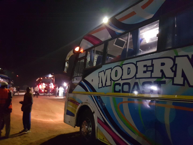 Busunternehmen Moderncoast