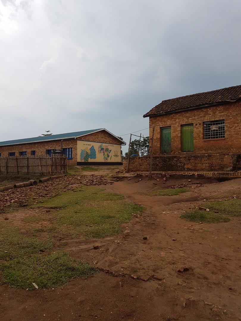 Schule VTC Gisagara im Süden