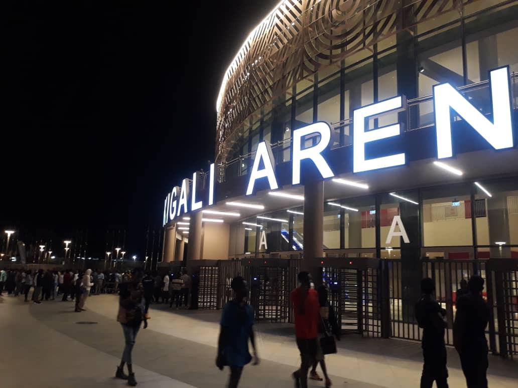 Die neue Kigali-Aren