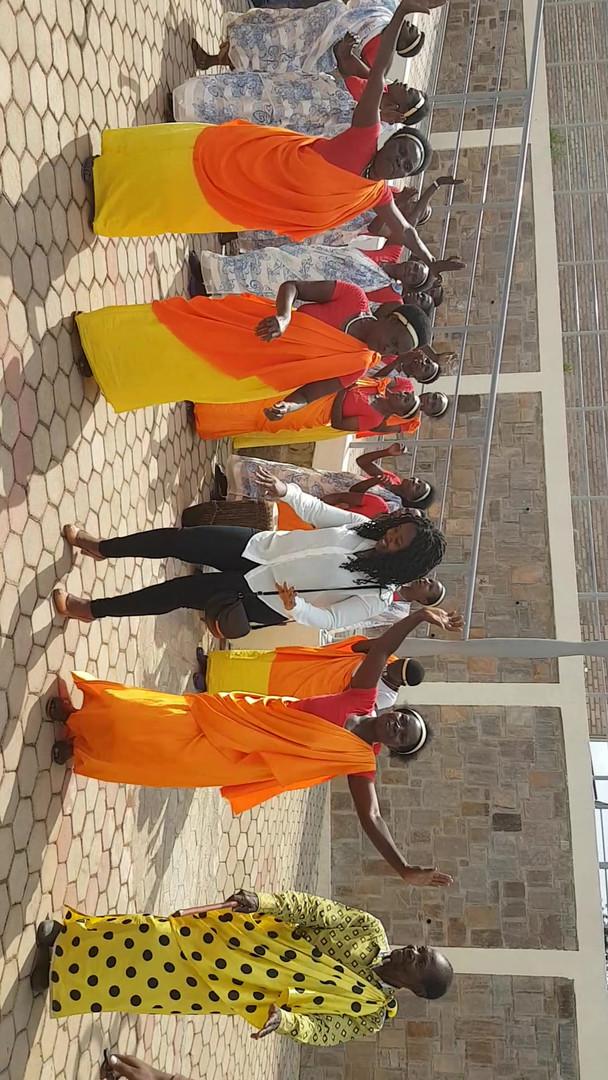 Traditioneller Tanz die Zweite