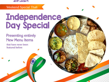 Independence Day Special - Aug 15 & 16