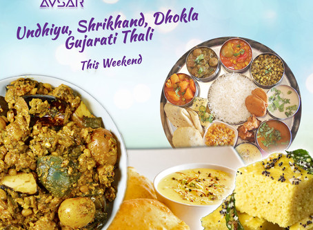 Weekend Special Thali - Sep 5, 6 & 7