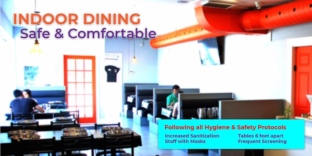 Avsar Indoor Dining Resume