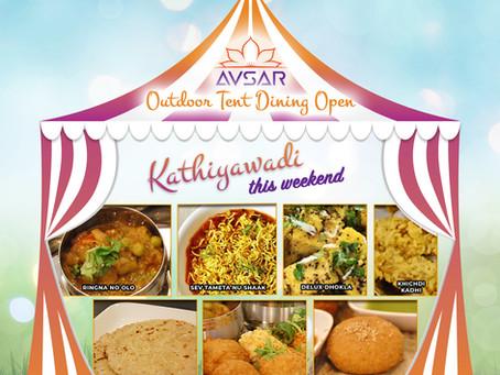 Kathiyawadi Weekend - June 12 & 13