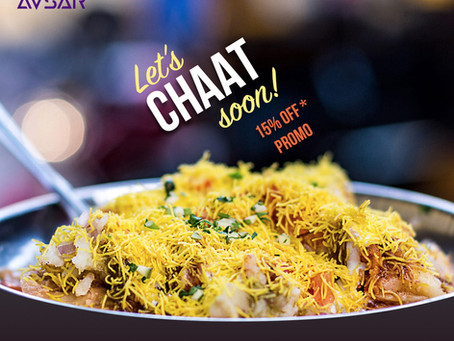 Lets Chaat Soon - 15% off
