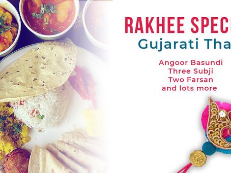 Rakhee Special this Weekend