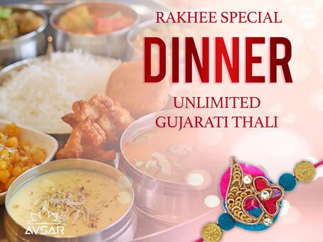 Celebrate Raksha Bandhan at Avsar