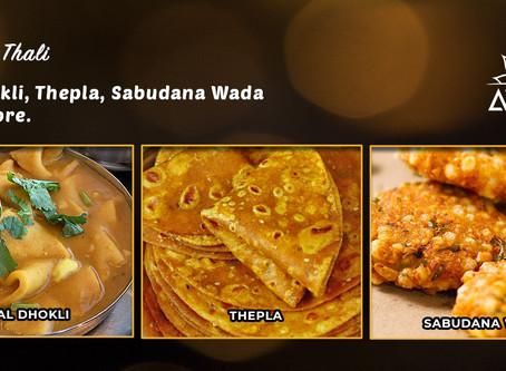 Weekend Special - Daal Dhokli, Thepla, Sabudana Wada & more