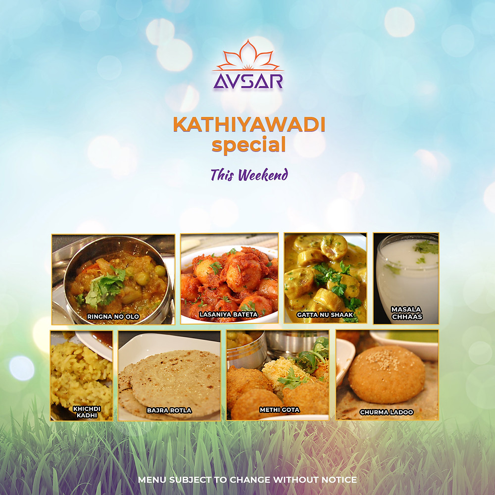 Kathiyawadi Special