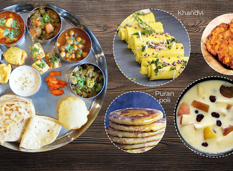Royal Gujarati Thali - Mar. 23/24