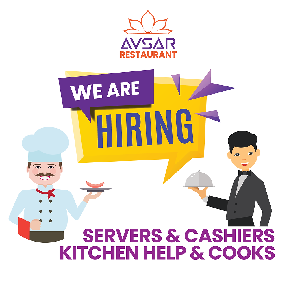 restaurant jobs in Mississauga