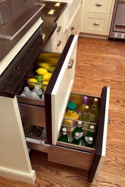 Viking Refrigerator Drawers