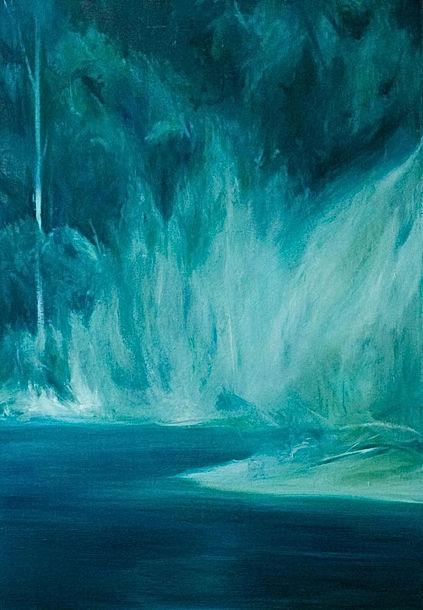 Prodromos Charalampidis, Προδρομος Χαραλαμπιδης,ζωγραφική,kunst,painting,oil on canvas,landscape,contemporary,greece,τεχνη,λάδι σε καμβα