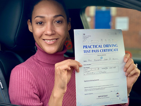 Getting a UK Driving Licence (Part 1)