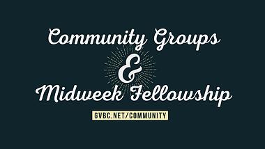 Midweek Fellowship