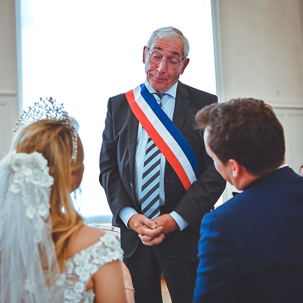 Guillaume Liberty - Mariage