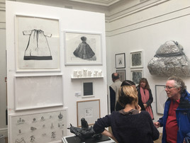 """""""Mark Field (2-1)"""" at the opening of the RWA 166th Annual"""