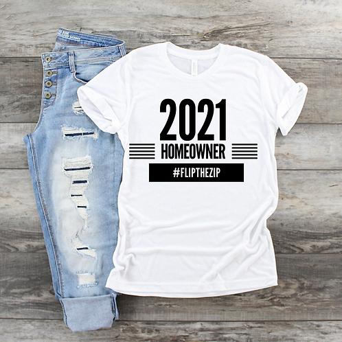 2021 Homeowner (White)