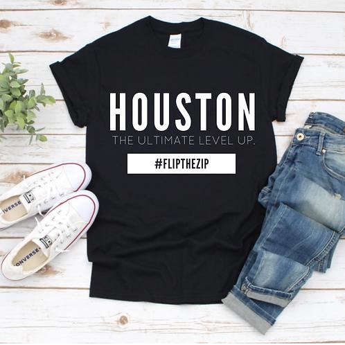 Houston: The Ultimate Level Up (Black)