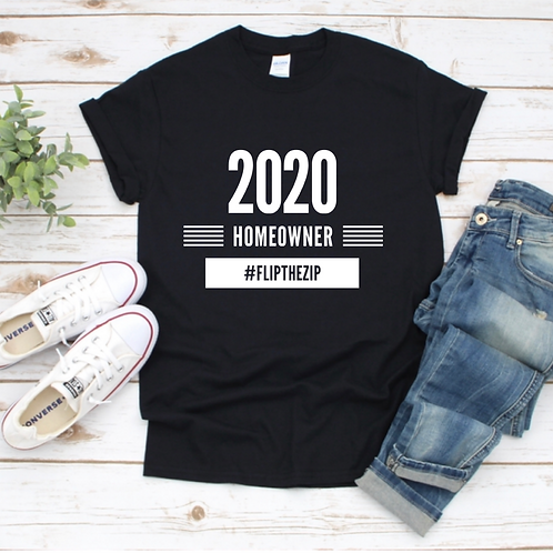 2020 Homeowner (Black)