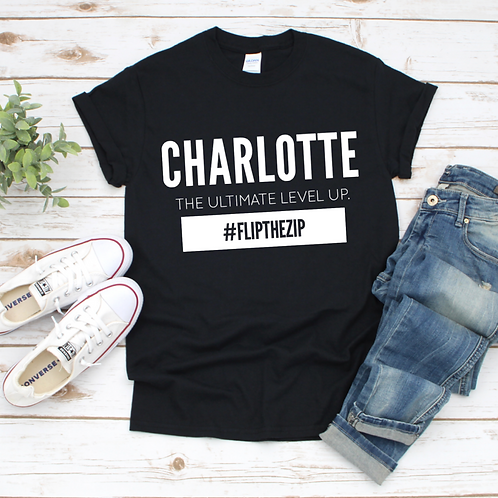 Charlotte: The Ultimate Level Up (Black)